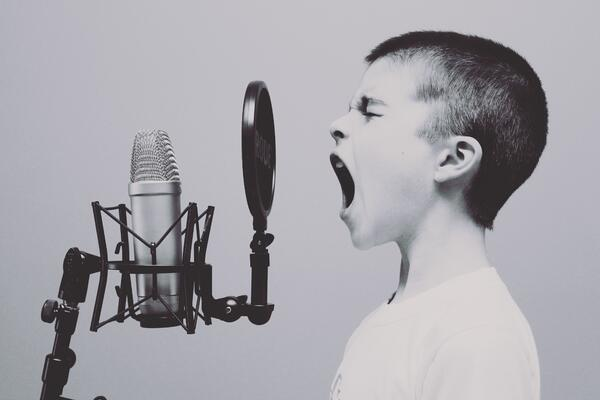 Learning Analytics Revolution (a boy screaming for a change in learning)